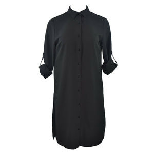 Grace Element Shirt Dress Button Size Small New
